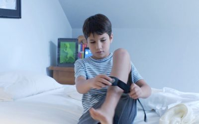 GOGO Band Aims To Predict Bedwetting